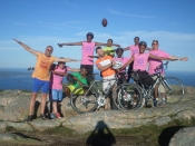 View the album Summer Bicycle Adventure X 2015
