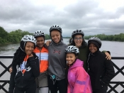 Girls Bike Trip Delaware River.JPG